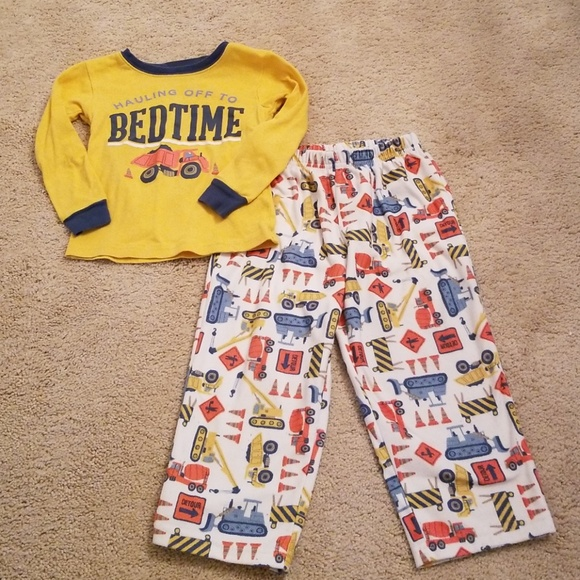 30bc4a054 Carter's Pajamas | 3 For 20 Sale Carters Toddle Size 3t Pjs | Poshmark